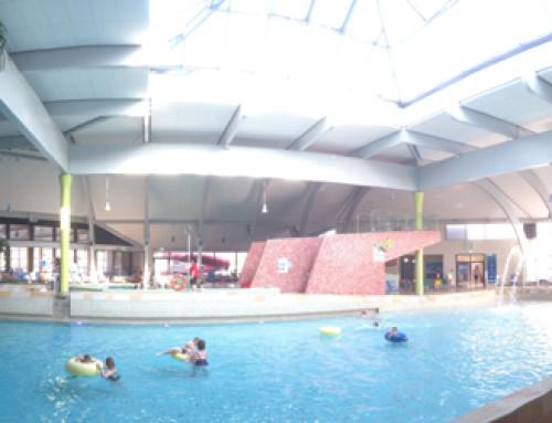 Schwimmbad, Hallenbad 22.000 m³