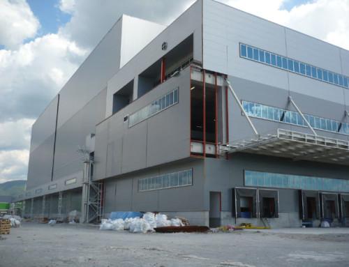 Lagerhalle, Türkei 570.000 m³
