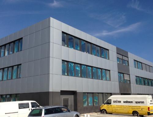 Büropark, Wolfsburg 3.900 m³