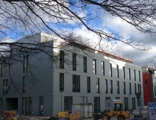 Forschungsgebäude Universität Bochum