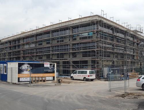 Fassadenprüfung Bürogebäude