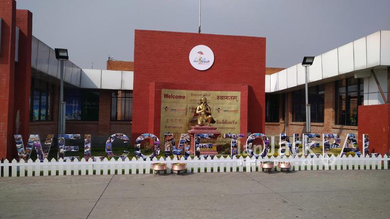 Unsere Reise nach Nepal